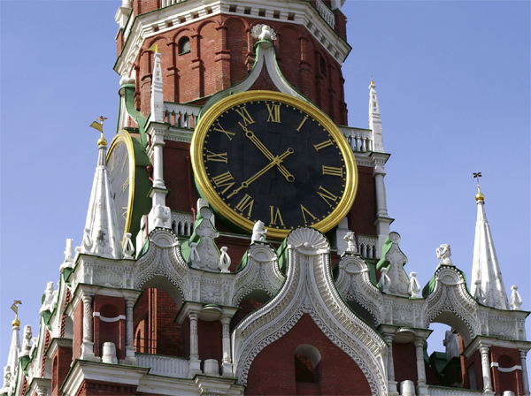 clock tower moscow